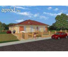 Debreceni sorházi lakások saját kertel